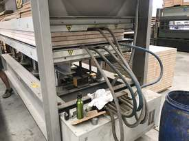 USED BAIONI ITALIAN HOT PRESS - picture3' - Click to enlarge