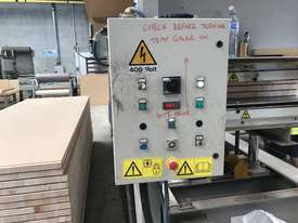 USED BAIONI ITALIAN HOT PRESS - picture2' - Click to enlarge