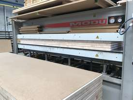 USED BAIONI ITALIAN HOT PRESS - picture1' - Click to enlarge