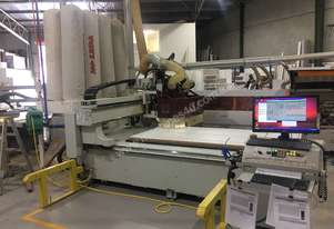 Anderson Selexx Woodtech Mate CNC Fully Serviced and Operational