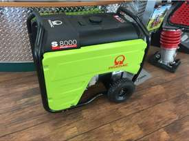Pramac 7.2kVA Petrol Auto Start Generator + 2 Wire Controller - picture17' - Click to enlarge
