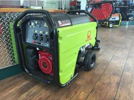 Pramac 7.2kVA Petrol Auto Start Generator + 2 Wire Controller - picture12' - Click to enlarge