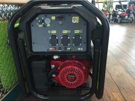 Pramac 7.2kVA Petrol Auto Start Generator + 2 Wire Controller - picture20' - Click to enlarge