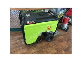 Pramac 7.2kVA Petrol Auto Start Generator + 2 Wire Controller - picture4' - Click to enlarge