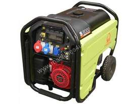 Pramac 7.2kVA Petrol Auto Start Generator + 2 Wire Controller - picture5' - Click to enlarge