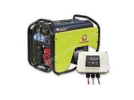 Pramac 7.2kVA Petrol Auto Start Generator + 2 Wire Controller - picture6' - Click to enlarge