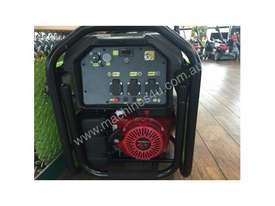 Pramac 7.2kVA Petrol Auto Start Generator + 2 Wire Controller - picture7' - Click to enlarge