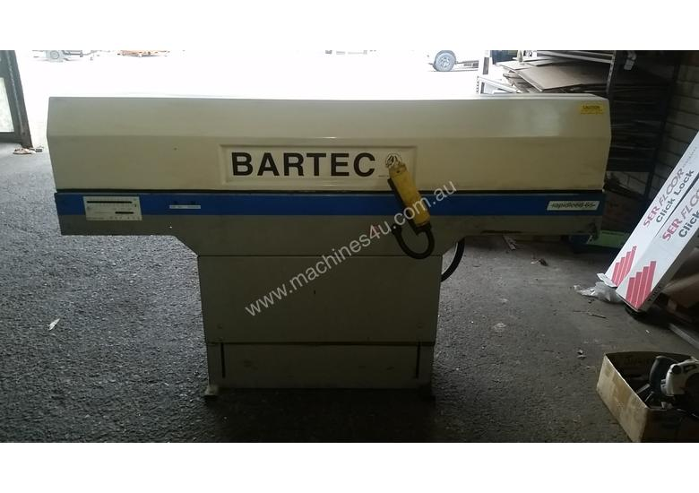 CNC Bar Feeder Bartec Rapidfeed 65