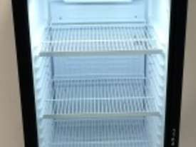 BROMIC SINGLE GLASS DOOR FRIDGE 1300MM HIGH Model : GMO220 - picture1' - Click to enlarge