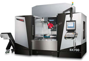 Pinnacle - 5 Axis CNC Machining Center With Turning Function                                  BX700T
