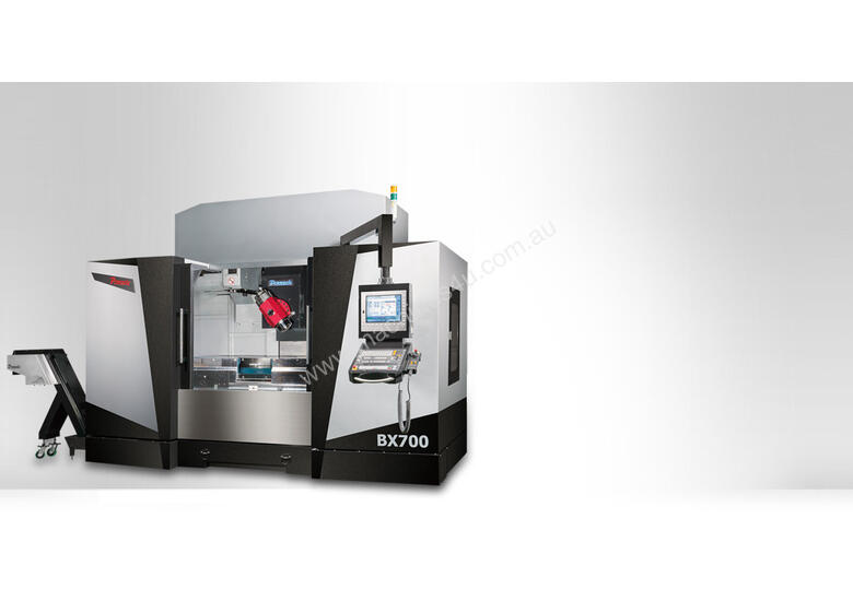 Pinnacle -  Axis CNC Machining Center With Turning Function                                   BX700T