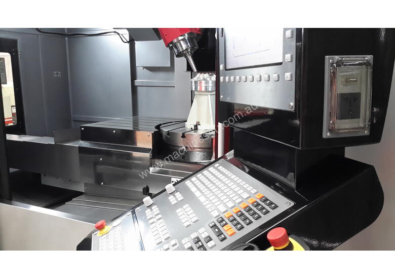 Pinnacle BX700- T- 5 Axis CNC Machining Center With Turning Function