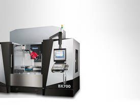 Pinnacle BX700- T- 5 Axis CNC Machining Center With Turning Function  - picture3' - Click to enlarge