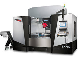 Pinnacle BX700- T- 5 Axis CNC Machining Center With Turning Function  - picture0' - Click to enlarge