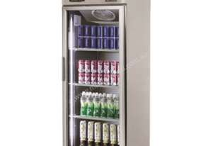 Skipio SRT25-1G Reach In Refrigerator Single Glass Door