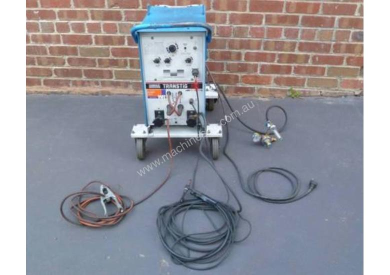Tig Welder with sticks