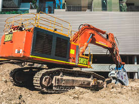 XR42 Xcentric Mining Series Rippers (Suitable for 32T+ Carriers) Exclusive to Boss Attachments - picture3' - Click to enlarge