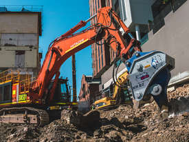 XR42 Xcentric Mining Series Rippers (Suitable for 32T+ Carriers) Exclusive to Boss Attachments - picture0' - Click to enlarge