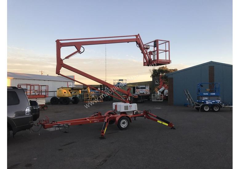 Used 2004 Snorkel Mhp12j 11 20m Articulating Boom Lift In Listed On Machines4u