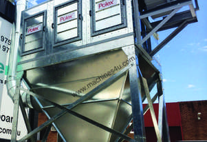 Powerful MDC Dust Collector 36000 P - Australian Made Dust Extractor