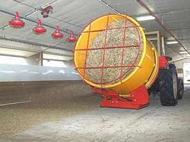2018 TEAGLE TOMAHAWK 505XLM BALE PROCESSOR - picture7' - Click to enlarge