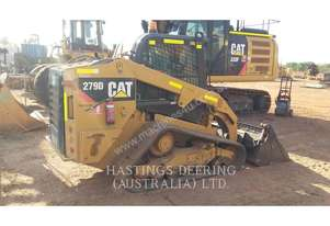 CATERPILLAR 279DLRC Multi Terrain Loaders