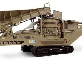 ASTEC FT300DF CONE CRUSHER - picture0' - Click to enlarge