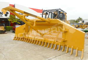 CAT D6R XL Foldable StickRake + Tree Pusher VPAT DOZRAKE