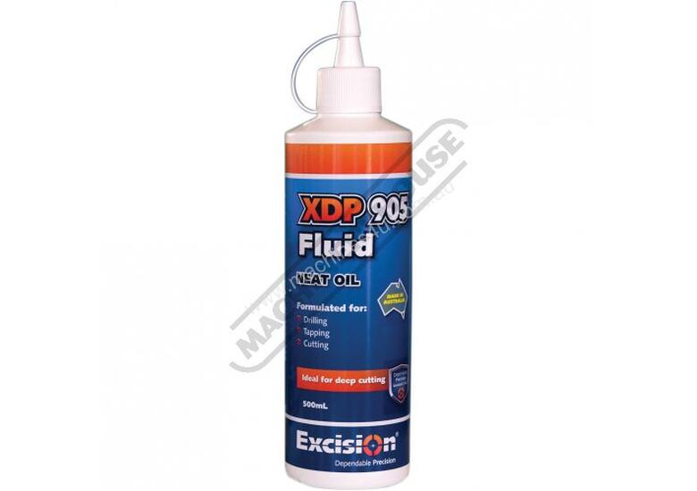 XDP-905 Cutting Tool Lubricant Fluid - 500ml Increases Tool Life Up To 5 Times