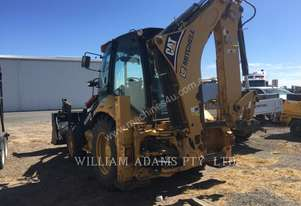 CATERPILLAR 428E Backhoe Loaders