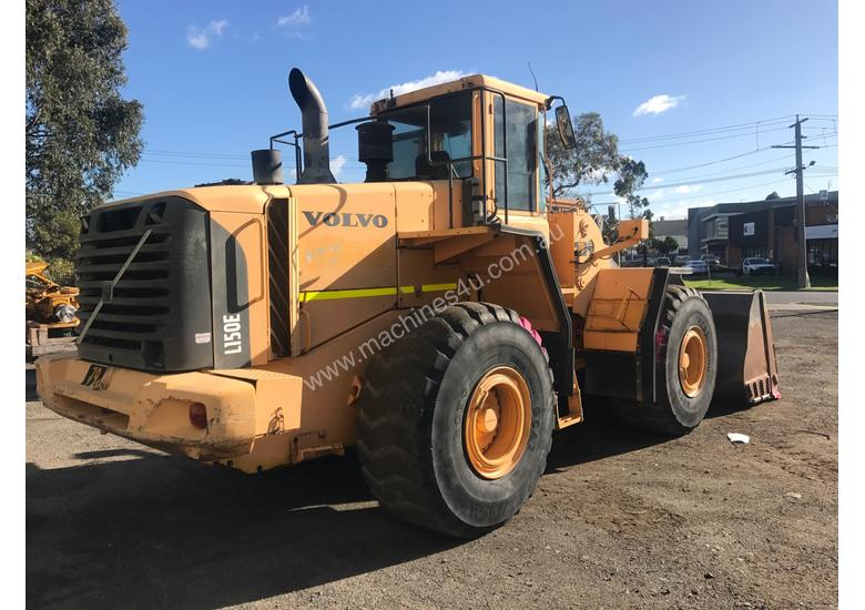 Volvo L150E Wheel Loader