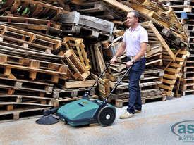 ASC ME Manual Sweeper - 10 times faster than a man with a broom - picture7' - Click to enlarge