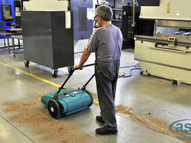 ASC ME Manual Sweeper - 10 times faster than a man with a broom - picture8' - Click to enlarge