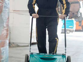 ASC ME Manual Sweeper - 10 times faster than a man with a broom - picture9' - Click to enlarge