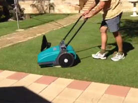 ASC ME Manual Sweeper - 10 times faster than a man with a broom - picture12' - Click to enlarge