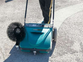 ASC ME Manual Sweeper - 10 times faster than a man with a broom - picture0' - Click to enlarge