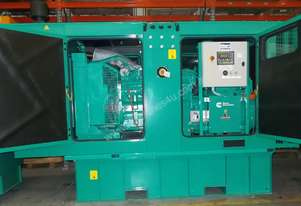 Cummins 187kVA Enclosed Generator Set