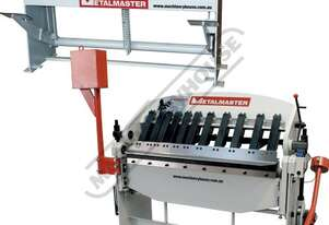 PB-422A & SG-416A Manual Panbrake & Guillotine Package Deal Panbrake: 1250 x 2mm - Guillotine: 1300