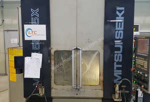 Mitsui Seiki (Japan) Model Vertex 550-5X 5 axis machining centre