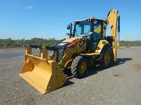 Unused 2018 CAT 432F2 Eco Turbo Powershift Backhoe Loader - picture0' - Click to enlarge