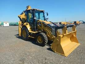Unused 2018 CAT 432F2 Eco Turbo Powershift Backhoe Loader - picture3' - Click to enlarge