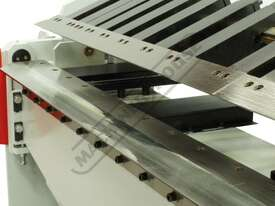 PB-825A Hydraulic NC Panbrake - NC-89 Control 2500 x 2.5mm Mild Steel Bending Capacity - picture8' - Click to enlarge