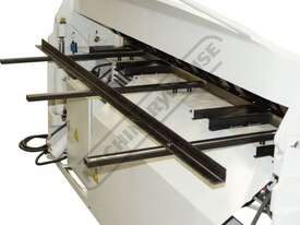 PB-825A Hydraulic NC Panbrake - NC-89 Control 2500 x 2.5mm Mild Steel Bending Capacity - picture9' - Click to enlarge