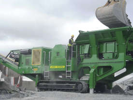 SCS1270J Mobile Jaw Crusher - picture0' - Click to enlarge
