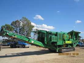 SCS1270J Mobile Jaw Crusher - picture1' - Click to enlarge