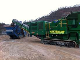 SCS1270J Mobile Jaw Crusher - picture3' - Click to enlarge
