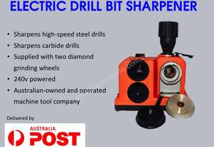 3mm to 13mm Drill Sharpener With Spare Grinding Wheel Free Delivery in Australia