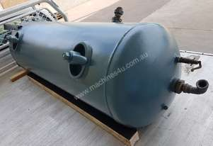 Air Receiver Tank, VERTICAL, Large 700 Litre, Approx 1.7m x 600mm $1,800. Small PILOTAIR Tank Unused