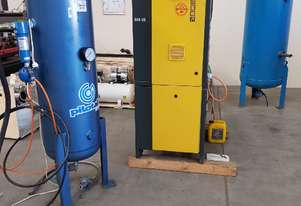 AIR RECEIVER TANKS - VERTICAL 216/700/1,000 Litre - HORIZONTAL 500 Litre from $395