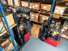 New Nichiyu Electric 3 Wheel Counterbalance Forklift - picture1' - Click to enlarge